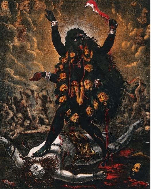 Kali Siva